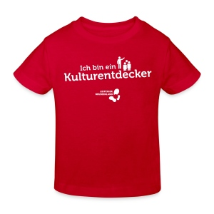 Kinder Bio-T-Shirt Kulturentdecker - Kinder Bio-T-Shirt