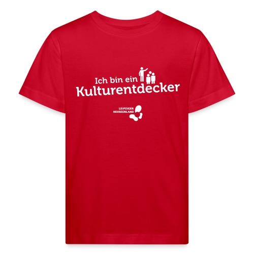 Kinder Bio-T-Shirt Kulturentdecker - Kinder Bio-T-Shirt