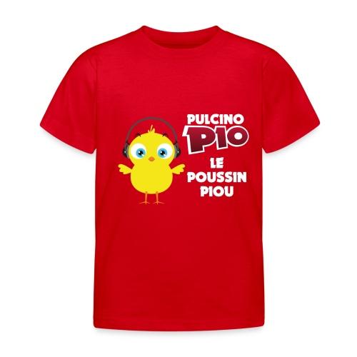 T shirt le Poussin Piou - T-shirt Enfant