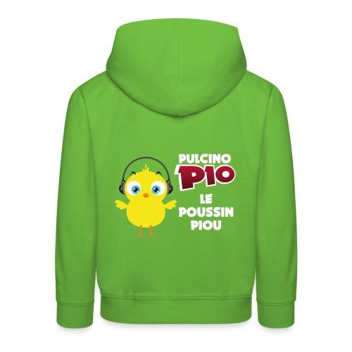 Poussin Piou Sweat - Pull à capuche Premium Enfant