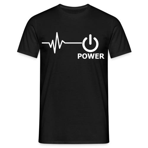 I'VE GOT THE POWA! - Maglietta da uomo