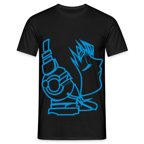 tee shirt dj  - T-shirt Homme