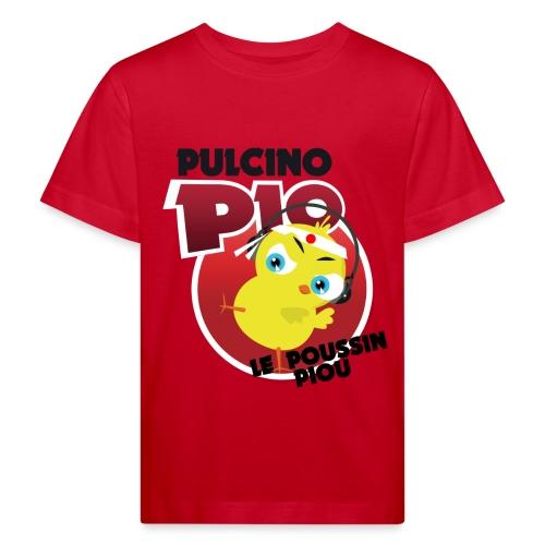 Tshirt Piou Ninja - T-shirt bio Enfant