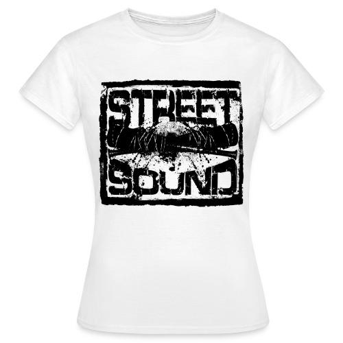 Street-Girl T-Shirt - Frauen T-Shirt