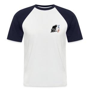 baseball-homme4 - T-shirt baseball manches courtes Homme