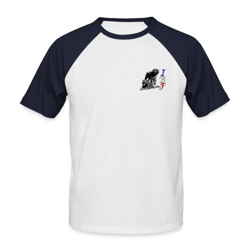 baseball-homme4 - T-shirt baseball manches courtes Homme