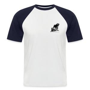 baseball-homme3 - T-shirt baseball manches courtes Homme