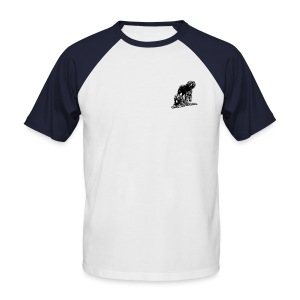 baseball-homme1 - T-shirt baseball manches courtes Homme