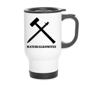 Materialtasse - Thermobecher