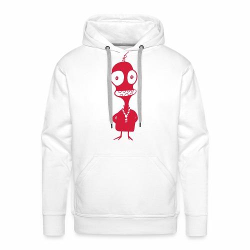 Monstrueusement Scout - Sweat-shirt à capuche Premium pour hommes