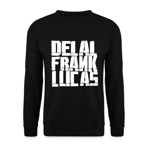 Delal Pullover (schwarz/weiß) - Männer Pullover
