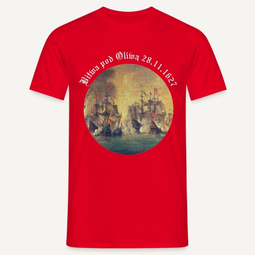 Bitwa pod Oliwą - Koszulka męska