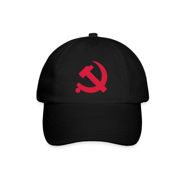 Chinese Hammer & Sickle Baseball Cap
