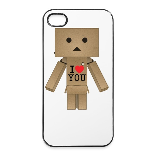 Danbo™  I ❤ YOU  - iPhone 4/4S Cover - iPhone 4/4s Hard Case