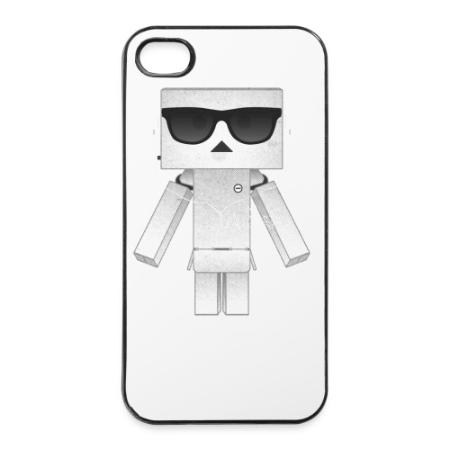 Danbo™  Musik  - iPhone 4/4S Cover - iPhone 4/4s Hard Case