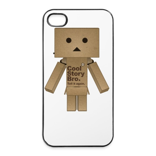 Danbo™ Cool Story Bro...  - iPhone 4/4S Cover - iPhone 4/4s Hard Case