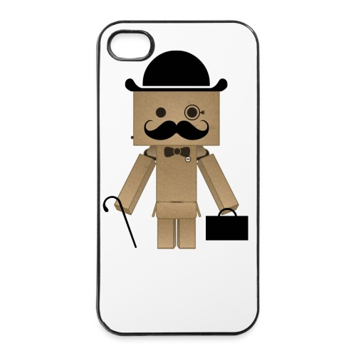 Danbo™ Tea Time  - iPhone 4/4S Cover - iPhone 4/4s Hard Case