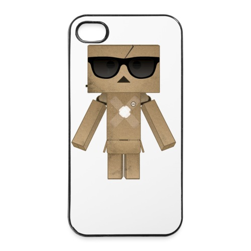 Danbo™ Fixet  - iPhone 4/4S Cover - iPhone 4/4s Hard Case