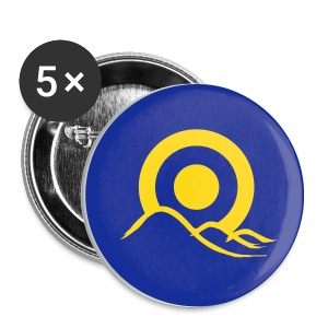 Sunrise Button - Buttons small 25 mm
