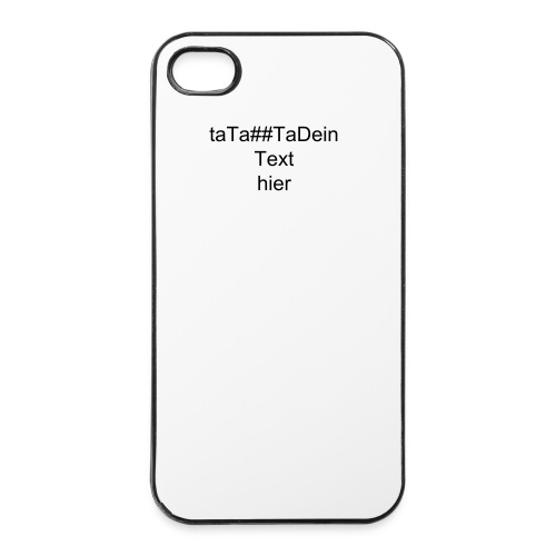 Club Expess Handy cover  - iPhone 4/4s Hard Case