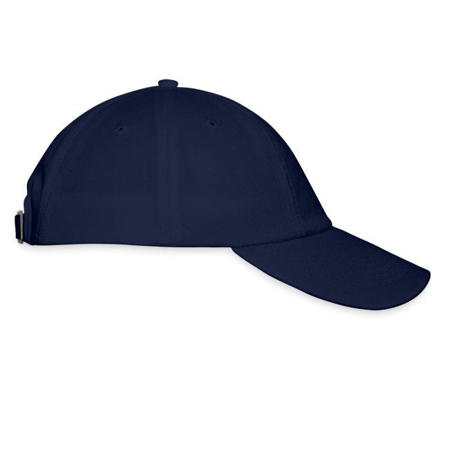 Baseball Cap mit ind. Beschriftung