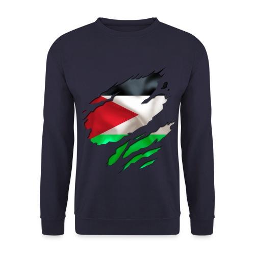 #FREE PALESTINA  - Mannen sweater