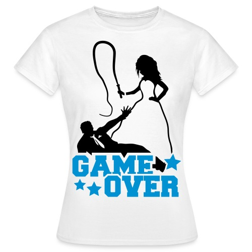 Game Over - Frauen T-Shirt
