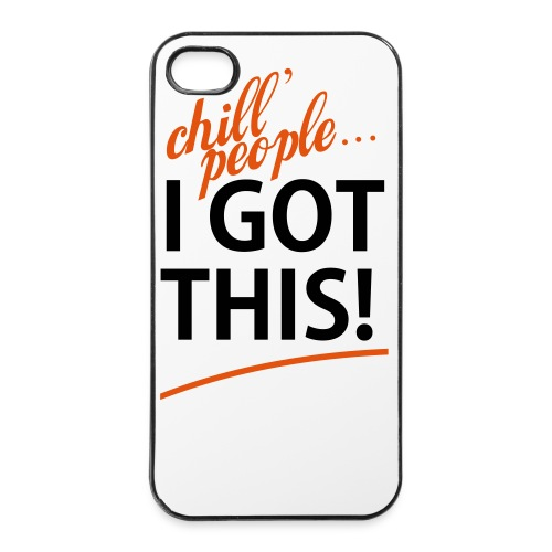 I Got This! - iPhone 4/4S Cover  - iPhone 4/4s Hard Case