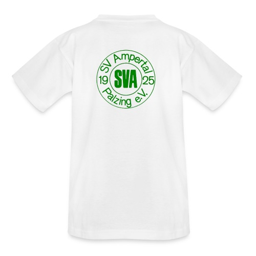 SVA T-Shirt weiss - Kinder T-Shirt