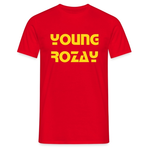 YoungRozay T-Shirt - Mannen T-shirt