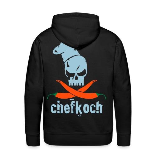 Chefkoch Pullover - Männer Premium Hoodie