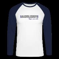 Langarmshirts ~ Männer Baseballshirt langarm ~ Artikelnummer 22861627