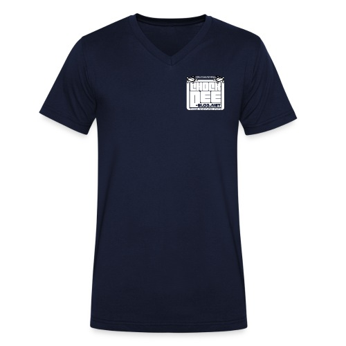 Love Turtles 2 - T-shirt bio col V Stanley & Stella Homme