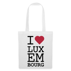 I ♥ Luxembourg - Tote Bag