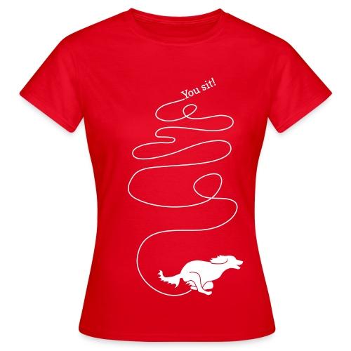 T by Runaway - T-shirt dam
