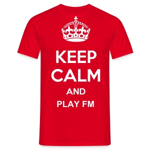 Play FM - Men's T-Shirt