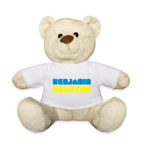 TEDDY WHITE BRAXTON - Nounours