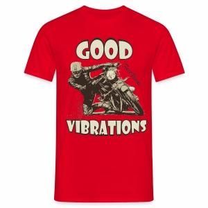 Good Vibrations - Men's T-Shirt