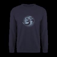 Pullover & Hoodies ~ Männer Pullover ~ OM 3D silver - Pullover