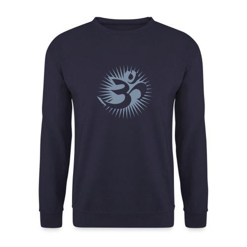 OM 3D silver - Pullover - Männer Pullover