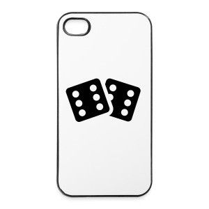Würfel-iPhone 4-Cover - iPhone 4/4s Hard Case