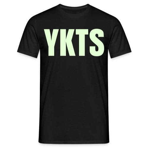 YKTS - Glow In The Dark - Men's T-Shirt