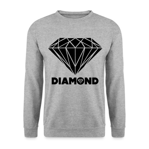 Mannen sweater - diamond diamonds swag style