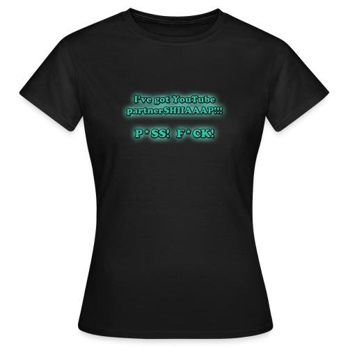 P* F*CK! (Girls) - Women's T-Shirt