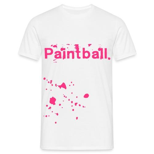 Paintball - Männer T-Shirt