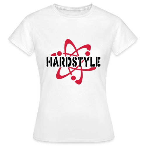 Tee shirt femme Psychotic Hardstyle - T-shirt Femme