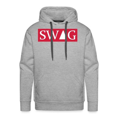 mannen trui SWAG - Mannen Premium hoodie