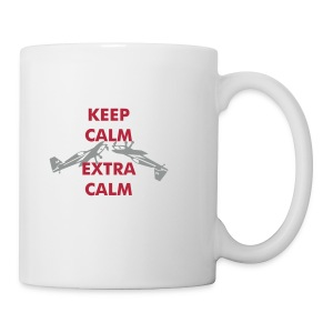 Keep Calm Extra - Mug