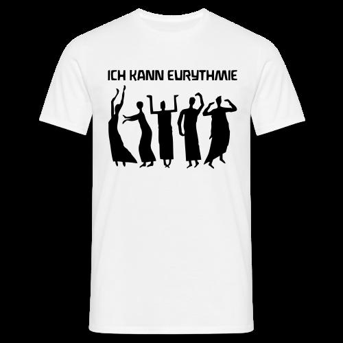 ICH KANN EURYTHMIE - Men's T-Shirt