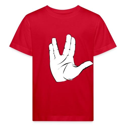 salutation - T-shirt bio Enfant